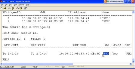 Brocade Virtual Cluster Switching revisited – Mes 2 cents
